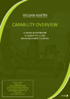 William Martin Overview